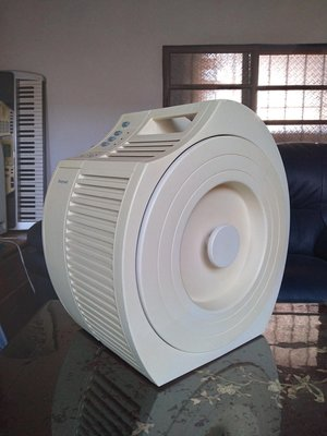 Honeywell 空氣清淨機17200大蝸牛機,送活性碳濾網,Honeywell 二手(保證良品,不良3日可退)
