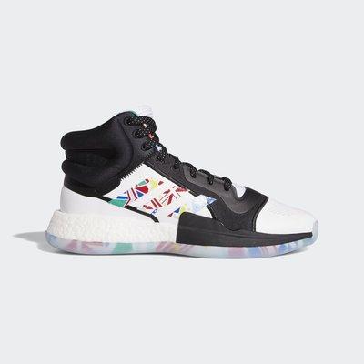 【豬豬老闆】ADIDAS MARQUEE BOOST 黑 世界盃 籃球賽 限定款 高筒 籃球鞋 男鞋 EG1538