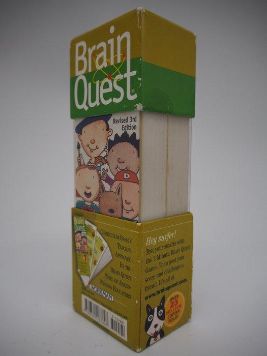 【月界】Brain Quest:Grade 1;Ages 6-7_Question & Answer 〖少年童書〗AEO