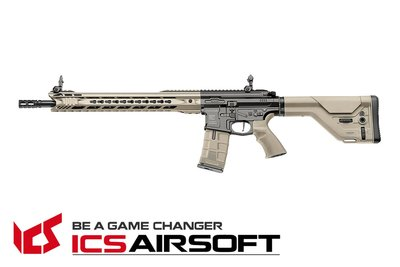 【翔準軍品AOG】ICS CXP-MARS DMR S3(雙色) EBB Keymod 全金屬 生存遊戲 IMD-3