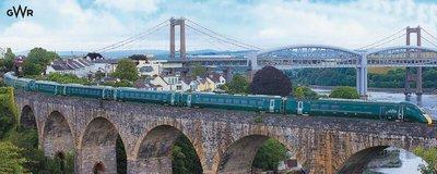 【專業模型】預定品 KATO 10-1671 英国鉄道Class800/0 GWR 5両セット