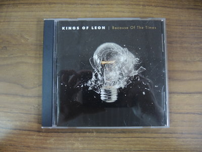 ◎MWM◎【二手CD】Kings Of Leon-Because Of Times