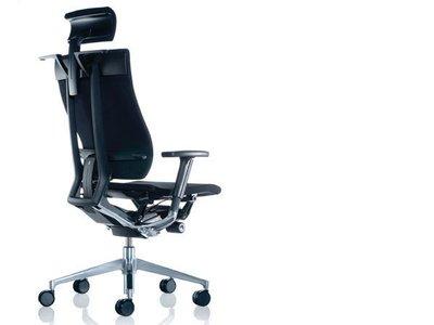 Spina Chair日本ITOKI辦公家具Good Design 2007 冠軍椅現購買加贈腳踏板壹組