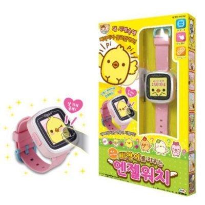 韓國 MIMI 可愛小雞養成電子錶 小雞手錶 中文進化版 伯寶公司貨