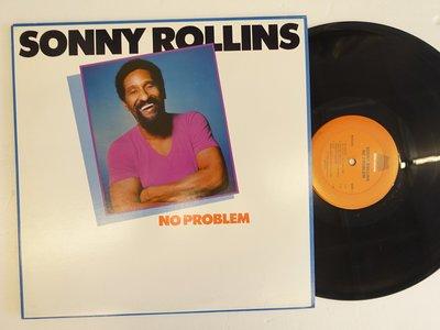 【柯南唱片】sonny rollins no problem//桑尼羅林斯>>美版LP
