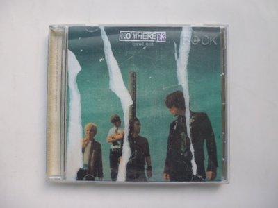 ///李仔糖二手CD唱片*日本 No Where.bawl out專輯.二手CD(s221)