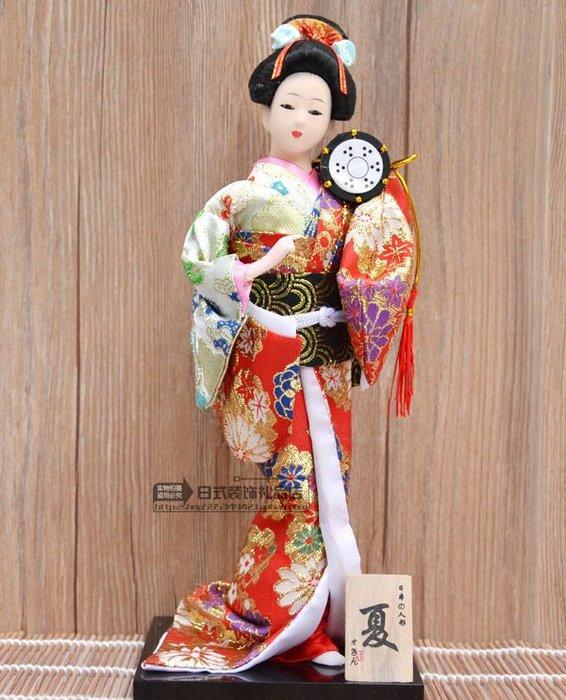 掛畫 壁畫 日本藝妓人偶 樹脂工藝品時尚家居裝飾擺設 生日禮物