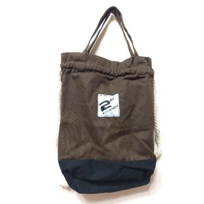 【現貨】手提 後背帆布兩用包