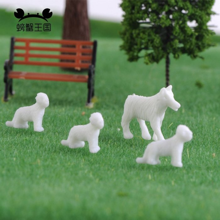 滿250發貨)SUNNY雜貨-沙盤材料雕塑工藝品系列模型制作擺件 庭院裝飾 多樣式#模型#建築材料#DIY