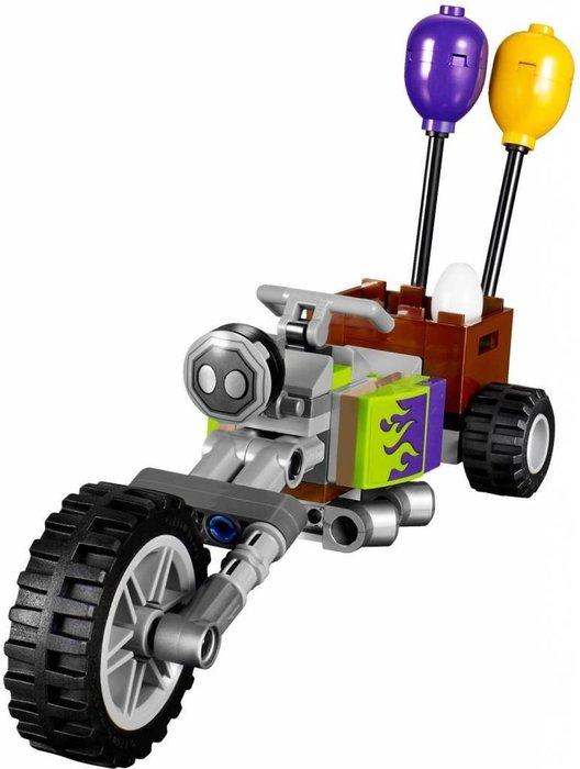 【LEGO 樂高】全新正品 益智玩具 積木/ Angry Birds 憤怒鳥玩電影 75823 單一載具: 豬豬摩托車