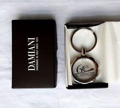 全新法拉利鑽石鑰匙圈 DAMIANI 1947 Ferrari 2007 60週年紀念 優惠珍藏價12000元