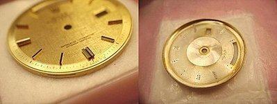 Rolex 勞力士 1803 專用面盤 Part- 5