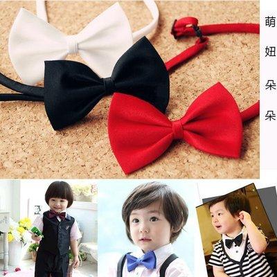 ♥萌妞朵朵♥韓國時尚領結/蝴蝶結/領帶/寵物/花童/伴郎/主持人