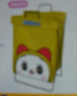 7-11最新哆啦a夢不思議潮哆啦美款萬用收納籃/另有賣戶外大冰桶穿透環款或哆啦a夢戶外冰桶
