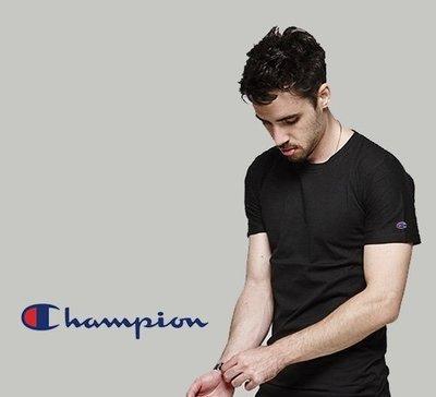 CHAMPION 小Logo短T 高磅 冠軍 潮流 限時特賣 美國正版 素色 短t 黑 白 灰 14色