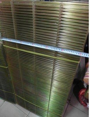 雞籠片 鍍鋅鐵網片 圍籬鐵片 3尺*2尺 5分洞 單片~ecgo五金百貨