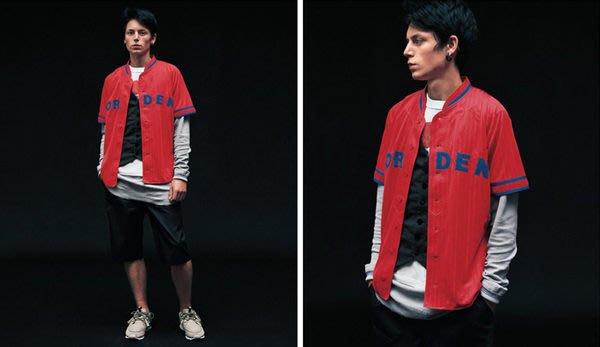 【NSS】adidas obyo KzK Baseball Tee 棒球衣 棒球 襯衫 倉石一樹 紅 灰 s m