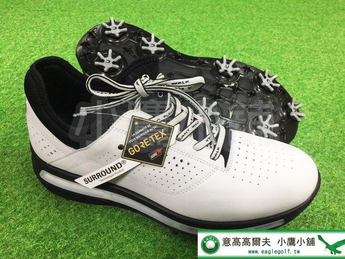 ECCO GOLF MEN'S COOL 13011401007 高爾夫 球鞋 有釘 GORE-TEX®SURROUND