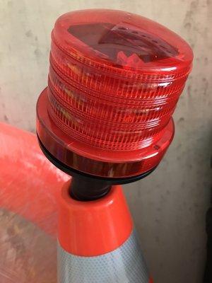 台製[B]太陽能握把式警示燈 握把式太陽能警示燈 交通錐 三角錐 太陽能握把燈 手把警示燈