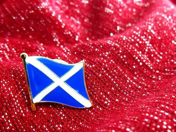 【衝浪小胖】蘇格蘭國旗徽章/胸章/勳章/別針/獎章/200國可選購蒐集