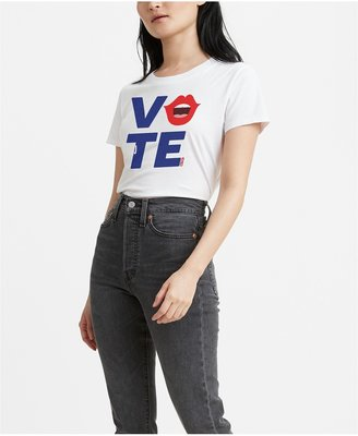 Levi's Graphic 2020 Vote Voice Crewneck T-Shirt