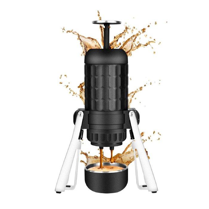 Staresso第三代便攜式義式咖啡機.店長強力推薦.可萃出超濃厚的Crema卡布.拿鐵.拉花.最佳選擇