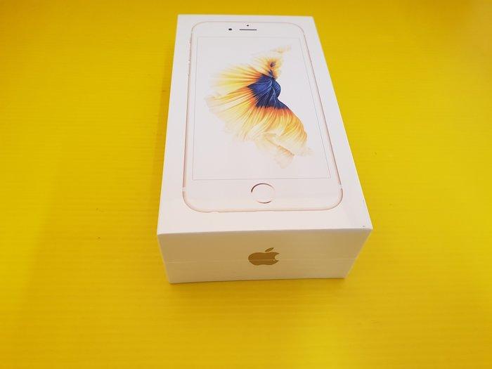 ☆誠信3C☆買賣交換最划算☆好便宜 全新未拆2018Apple iPhone 6S 32GB LTE 金色 現貨只有一台
