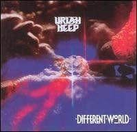 重金屬搖滾 Uriah Heep/ different world 全新進口未拆 hard rock heavy metal led zeppelin CD
