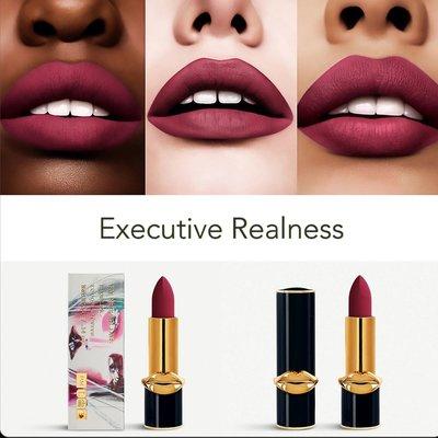 PAT MCGRATH LABS Lip MatteTrance 唇膏 口紅 Executive Realness 4g