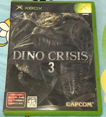 Xbox game 日版 Dino Crisis 3 中古