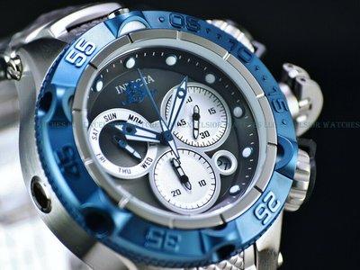《大男人》Invicta ##564 Subaqua瑞士新龍五50MM個性潛水錶,非常漂亮(本賣場全現貨)