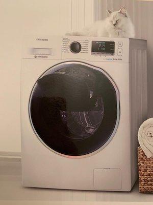 三星洗機 Samsung washing machineww80k5210vw.8k
