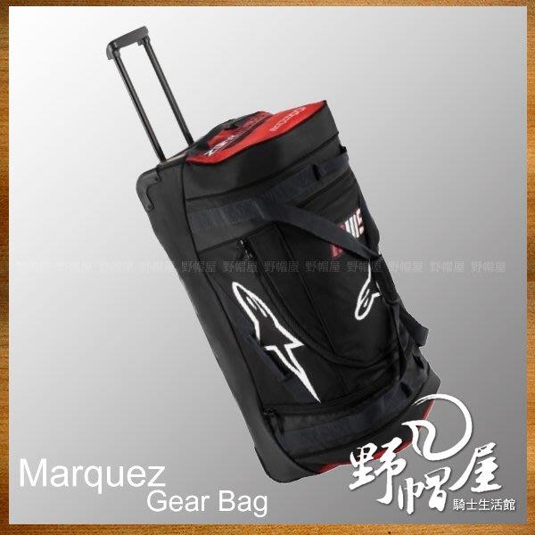 三重《野帽屋》ALPINESTARS x MM93 GEAR BAG 限量 聯名 裝備袋 行李袋 旅行袋 Marquez