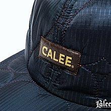 GOODFORIT / 日本Calee Heart Quilting Nylon Cap尼龍車縫帽款/兩色