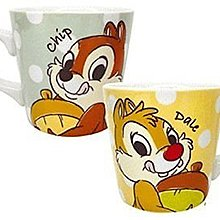 ☆Yoyo&Kiki☆日本迪士尼正版授權 奇奇蒂蒂 對杯組