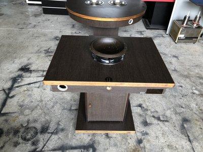 大高雄冠均二手貨家---3尺   單孔火鍋桌   2人座火鍋桌   瓦斯式火鍋桌     便宜出售