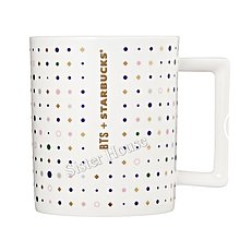 Starbucks x BTS Korea 2020 Bone China Mug 370ml 星巴克韓國瓷杯