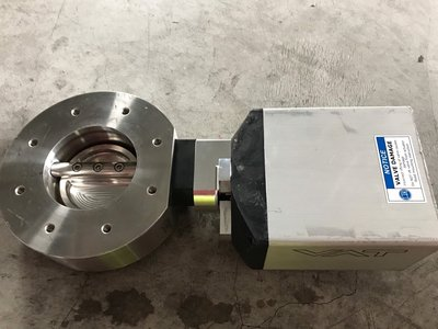 VAT 61538-PEAY-APY10023 Butterfly Throttle valve
