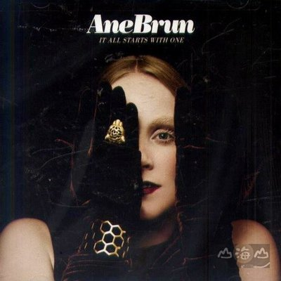 【TAS發燒名盤】It All Starts With One / 安布朗 Ane Brun---VVNL22412