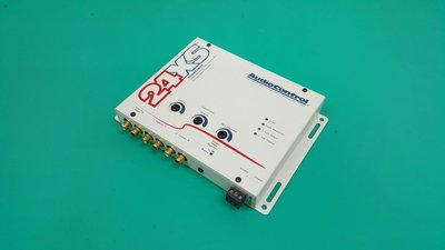 Audio Control 24XS 前級 電子分音器 Dynaudio Focal 2xs 3xs 4xs 6xs