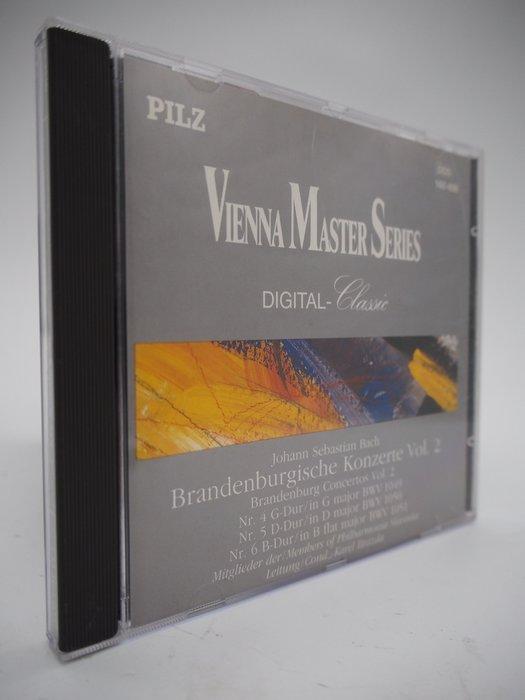 Bach/Brandenburgische Konzerte 2_Vienna Master Series〖專輯〗CIR