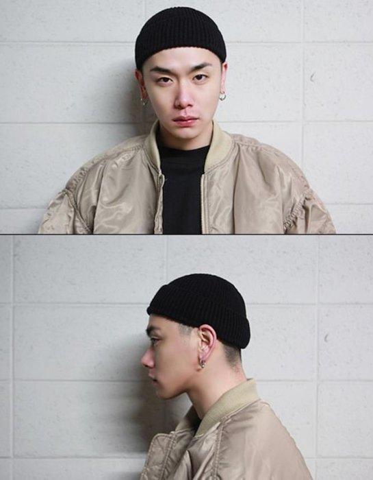【NoComment】百搭高質感 一年四季都流行的韓系西瓜針織帽 七色 ZARA Uniqlo