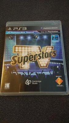 售 PS3 電視超級偶像 TV Superstars 需搭配MOVE
