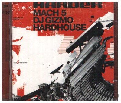 新尚唱片/ HARDER 2CD 二手品-01717069