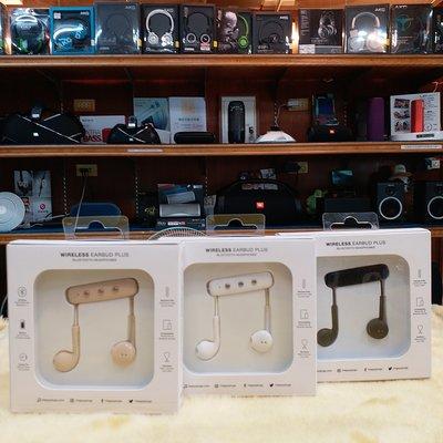 視聽影訊 公司貨附保卡HAPPY PLUGS earbud PLUS Wireless入耳式藍牙耳機另OPAL EX60
