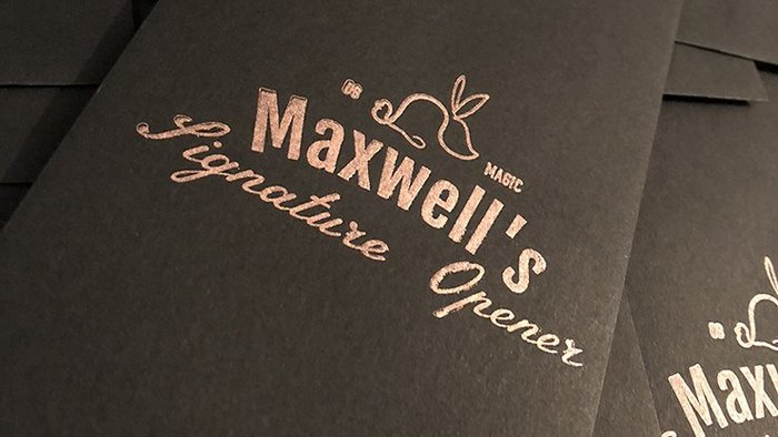 【天天魔法】【S1334】正宗原廠~視覺筆變簽字筆~~Maxwell's Signature Opener