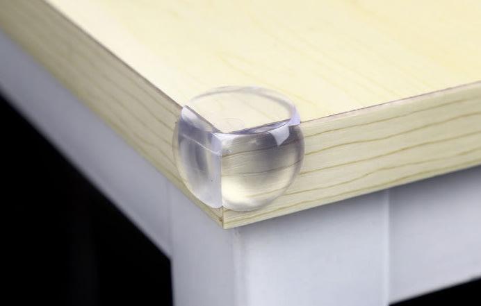 海馬寶寶 透明防撞角 球型防撞角 安全防護角貼 桌角防護貼 寶寶防撞角(附雙面膠)