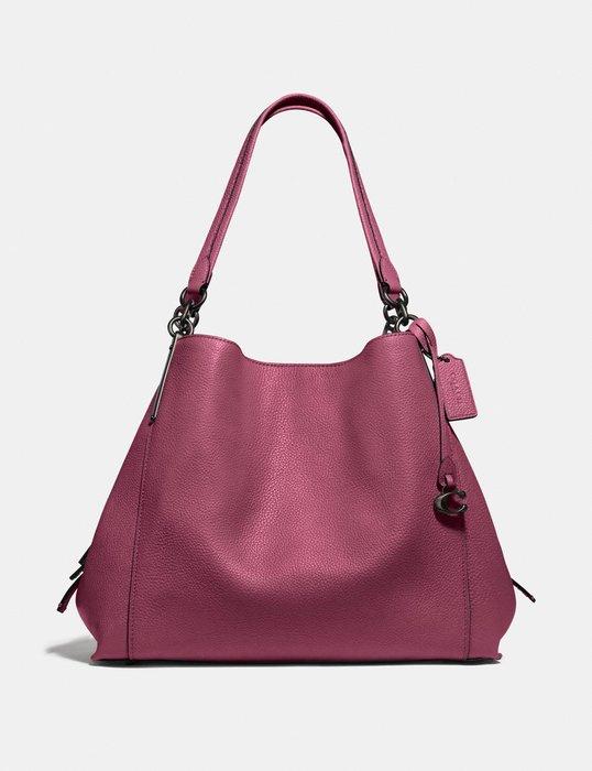美國名牌 COACH 73545 Shoulder Bag 31 專櫃款皮革側肩包現貨在美特價$6580含郵