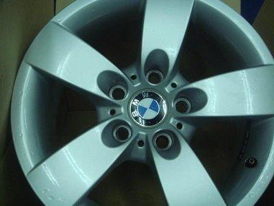 """《金城吳》16""""BMW原廠五爪鋁圈(5系列) 16X7J 5/120 ET20"""