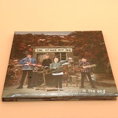 全新CD 小紅莓 卡百利The Cranberries In The End